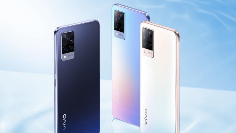 Vivo V21 5G - ngôi sao đang lên trong top những smartphone 5G đáng mua nhất