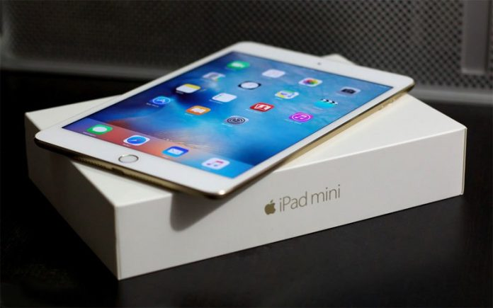 Apple khảo sát người dùng iPad