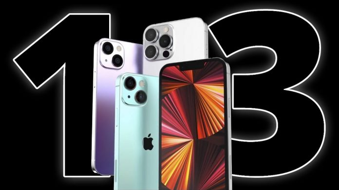 đặt trước iPhone 13 series