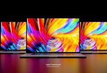 render MacBook Pro 2021