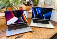 hình ảnh thật MacBook Pro