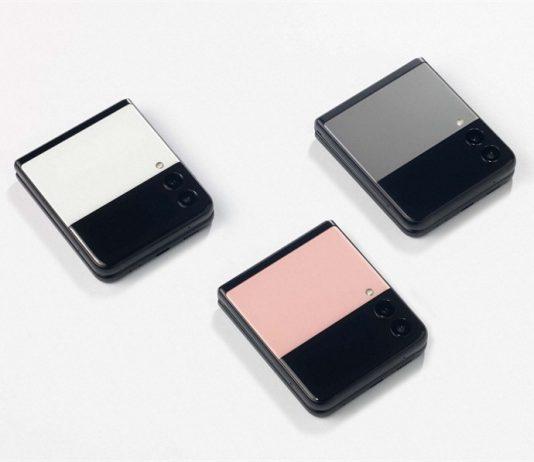 Galaxy Z Flip3 màu hồng