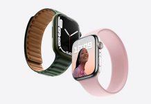 Apple Watch Series 7 lỗi